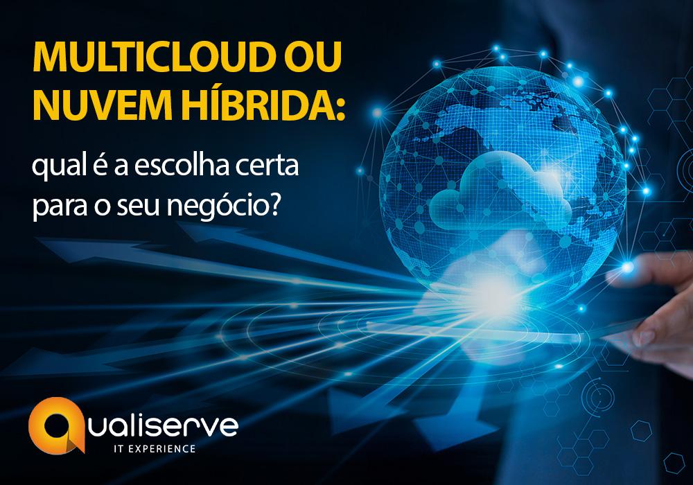 Multicloud ou nuvem hibrída
